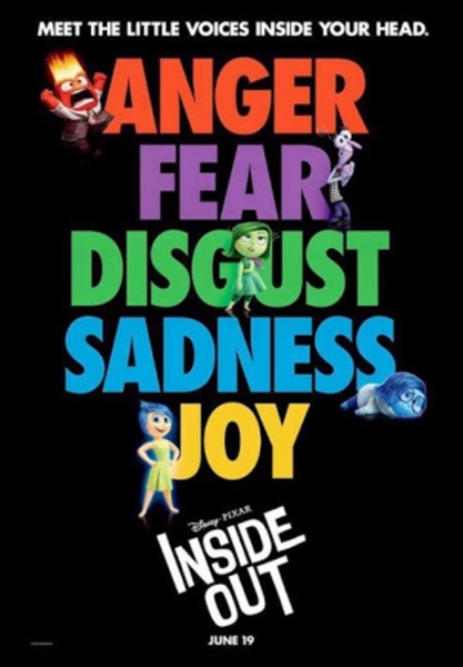 Inside Out Movie Review by Sebastian Pitbull