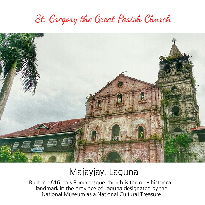 St Gregory the Great Parish Church Majayjay Laguna